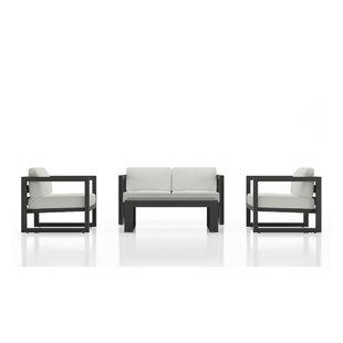 Remi 4 Piece Sofa Seating ..