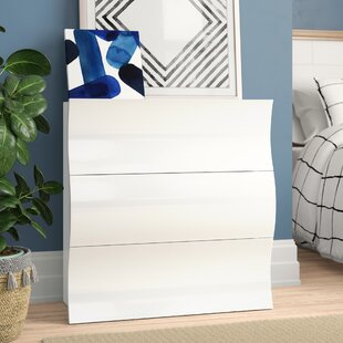 Colbie 3 Drawer Chest By Zipcode Design