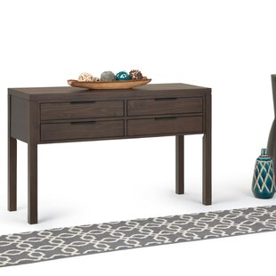 Mcadams Entryway Console Table