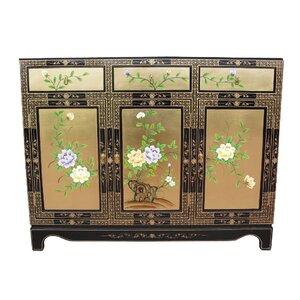 Sideboard Gold Leaf von Grand International Decor