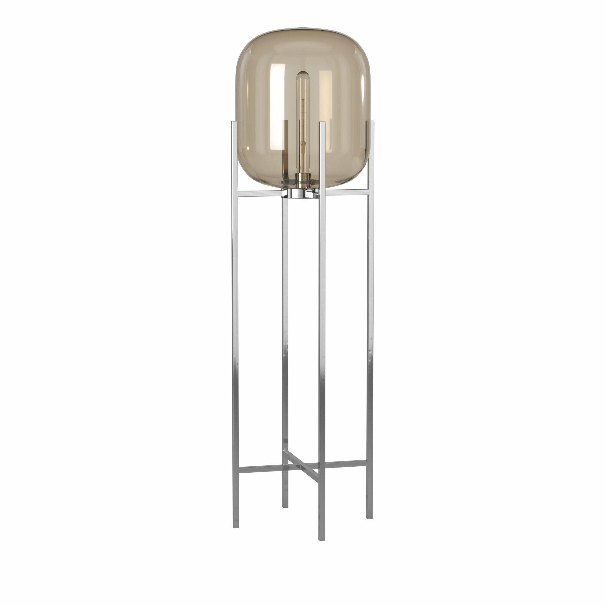 Brayden Studio Strome Soaring Globe 52 Novelty Floor Lamp Reviews Wayfair Ca