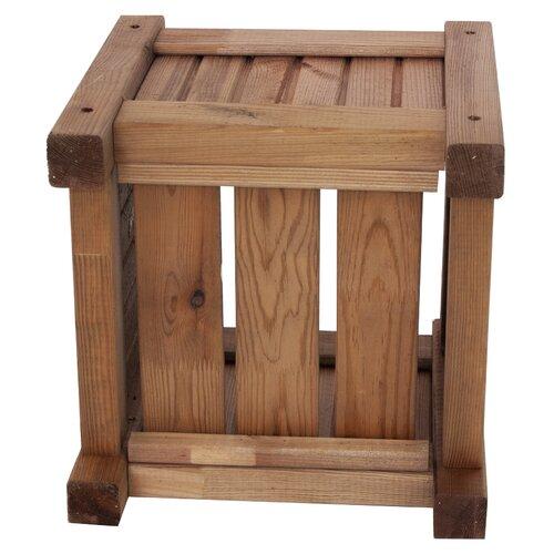 Bay Tree Wooden Planter Box (Set of 3) Freeport Park Colour: