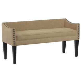 Miesha Upholstered Bench