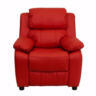 Heinz Deluxe Heavily Padded Recliner by Zoomie Kids