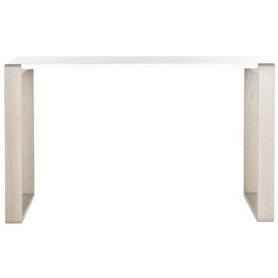 Brayden Studio Kennith Console Table Color: Gray