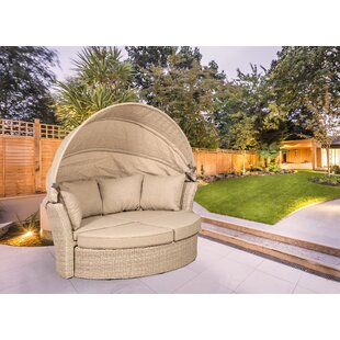 Spencerville Garden Daybed With Cushions By Sol 72 Outdoor
