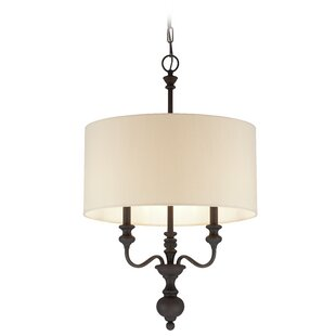 Darby Home Co António 3 Light Pendant
