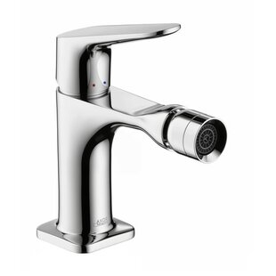 Axor Axor Citterio Single Handle Horizontal Spray Bidet Faucet