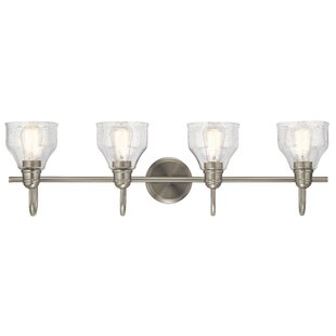 Antioch 4-Light Vanity Light by Three Posts