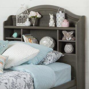 Savannah Twin Bookcase Headboard by South Shore