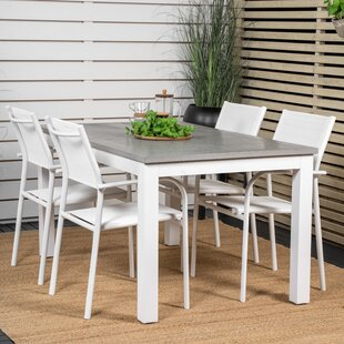 Jayesh 4 Seater Dining Set By Sol 72 Outdoor