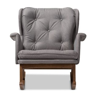 Hanson Rocking Chair by Canora Grey