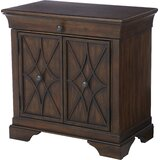 Delilah 2 Door Accent Cabinet by Trisha Yearwood Home Collection