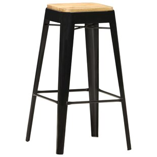 Lackey 75cm Bar Stool (Set Of 2) By Alpen Home