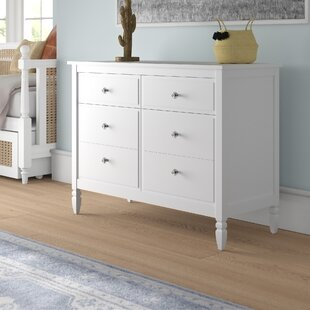 Order Ulus 6 Drawer Double Dresser by Mistana Reviews (2019) & Buyer's Guide
