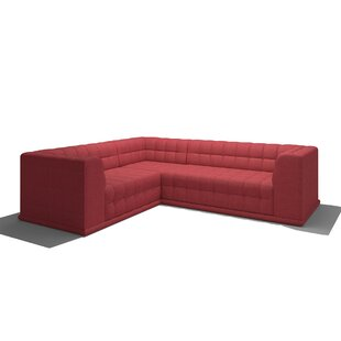 Compare & Buy Bump Bump Corner Sectional by TrueModern Reviews (2019) & Buyer's Guide