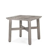Willow Aluminum Side Table