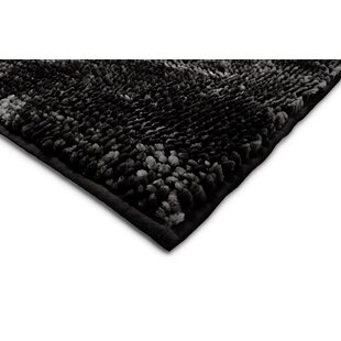 Compare & Buy Stgermain Velvety Buttery Black Area Rug By Ebern Designs