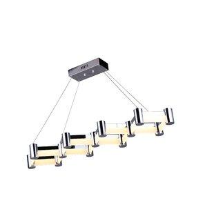 Orren Ellis Duell 4-Light LED Kitchen Isl..