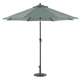 Higgins 9' Market Umbrella by Alcott Hill Bargain