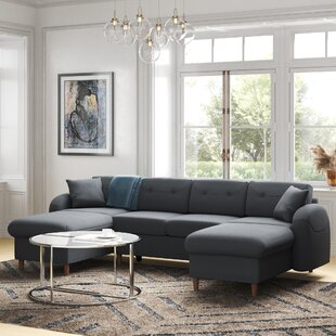 Porto Fino Corner Sofa Bed By Brayden Studio