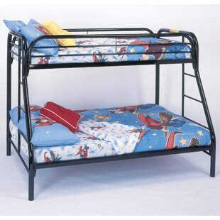 Affordable Twin Over Full Bunk Bed by Monarch Specialties Inc. Reviews (2019) & Buyer's Guide