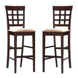 Gutirrez 29 Bar Stool (Set of 2) by Red Barrel Studio®