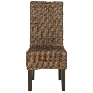 Beachcrest Home Treasure Island Dining Chair (Set of 2)