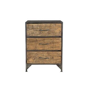 Mariano 3 Drawer Chest