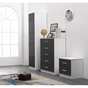 Tomaszewski 3 Piece Bedroom Set By Symple Stuff