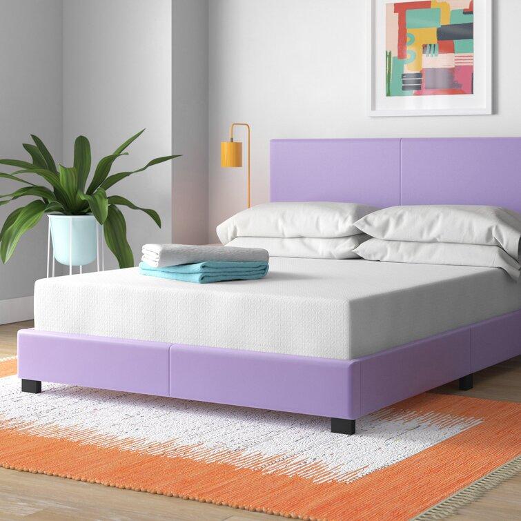 "Wayfair Sleep™ Arviso 10"" Medium Gel Memory Foam Mattress"