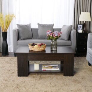 Maier Lift Top Coffee Table by Ebern Desi..