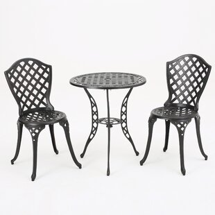 Grassingt 2 Piece Bistro Set