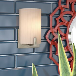 Salaam 1-Light Armed Sconce by..