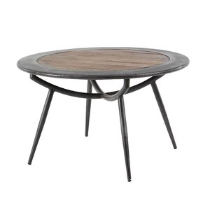 Hailes Rustic Round Coffee Table