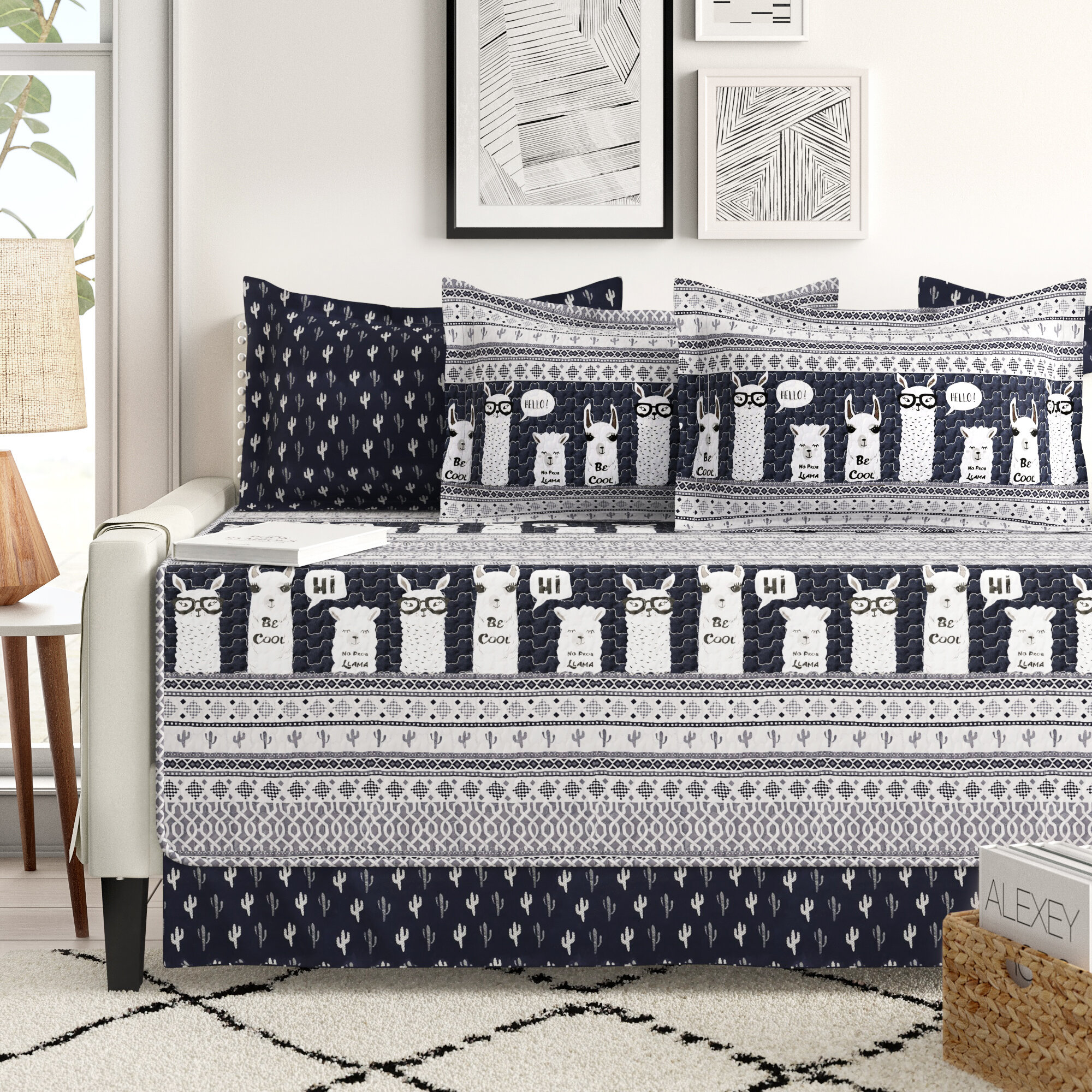 Blue Navy Daybed Covers Sets You Ll Love In 2021 Wayfair