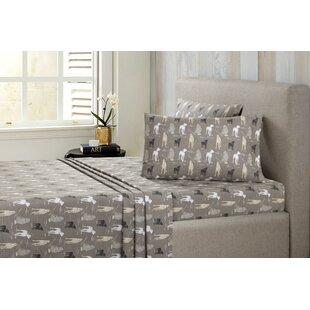 Tatem Flannel 100% Cotton Sheet Set
