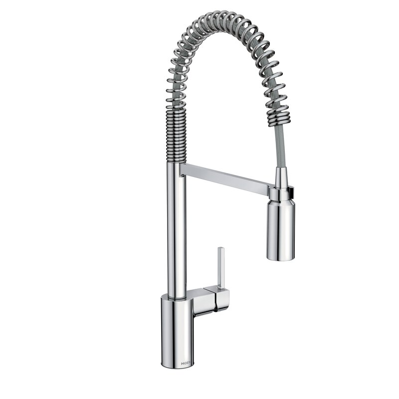 Good Align Pull Down Single Handle Kitchen Faucet With Duralock™