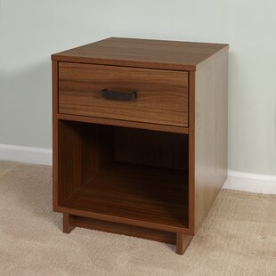 Tess 1 Drawer Nightstand