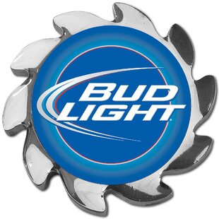 Bud Light Spinner Card Cover by Trademark Global