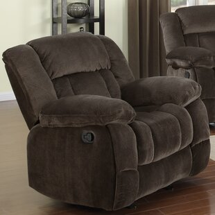 Teddy Bear Manual Recliner By Sunset Trading
