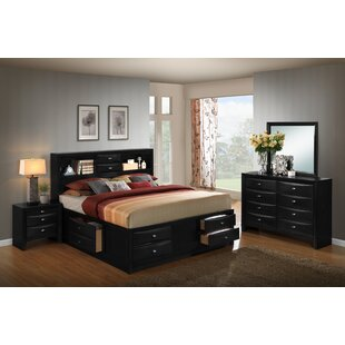 Plumwood Platform Configurable Bedroom Set by Red Barrel Studio Savings