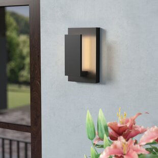 Swann 1-Light Outdoor Wall Sconce