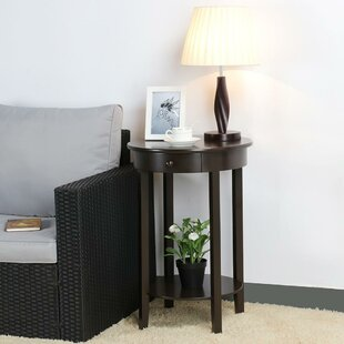 Nikolas End Table with Storage
