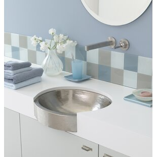 Find for Copper Bathroom Sinks Metal Oval Undermount Bathroom Sink By Native Trails, Inc.