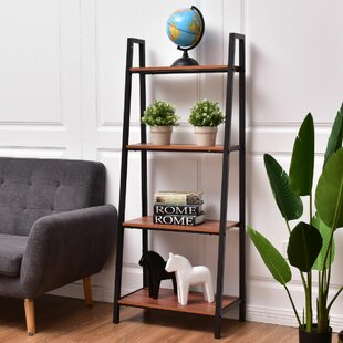 Fareham Ladder Bookcase by Ebern Designs