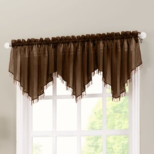 Brown Valances Kitchen Curtains Youll Love