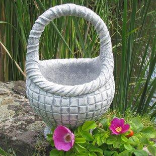 Schubert Concrete Plant Pot By Sol 72 Outdoor