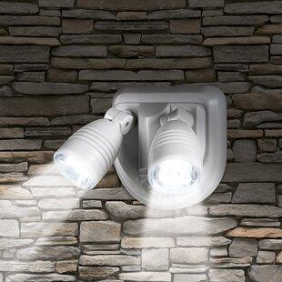 Fontayne Outdoor Spotlight With PIR Sensor By EASYmaxx