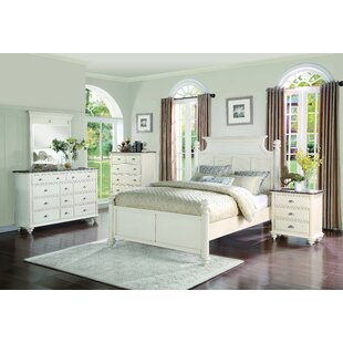 Sandhill Platform Bed by Rosecliff Heights Best Choices